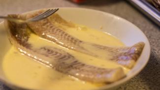 Æg med fisk